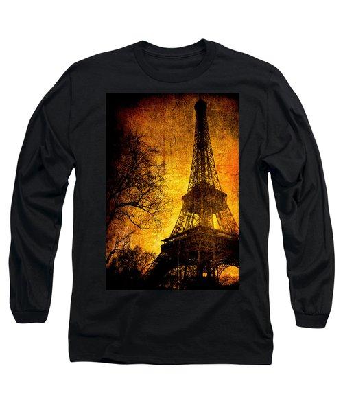 Esthetic Luster Long Sleeve T-Shirt