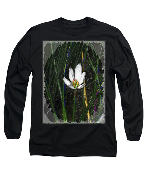 Estuary Elegance Long Sleeve T-Shirt by Tim Allen