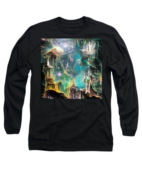 Eternal Kingdom Long Sleeve T-Shirt