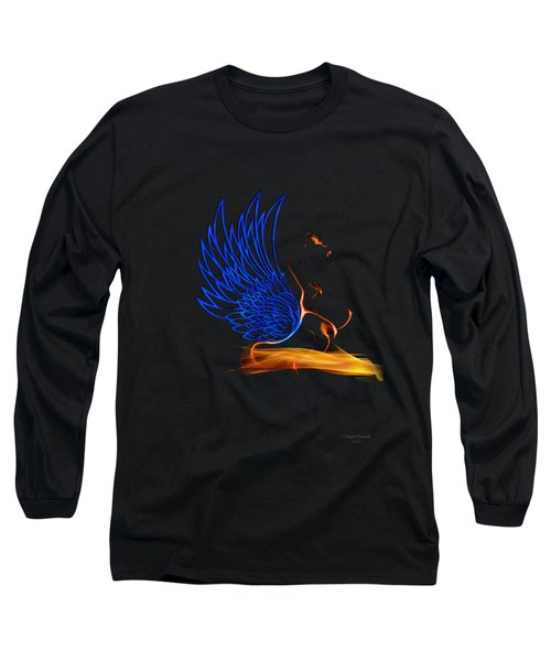 Ethnic Solar Wings Long Sleeve T-Shirt