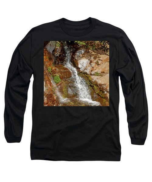 Etiwanda Waterfalls Long Sleeve T-Shirt
