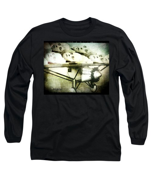 Eugenics 101 Long Sleeve T-Shirt