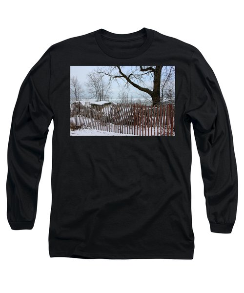 Evanston Winter Long Sleeve T-Shirt