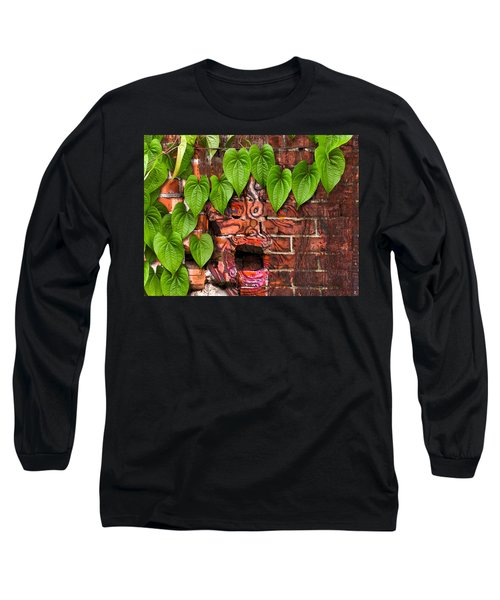 Even The Walls Cry Out Long Sleeve T-Shirt