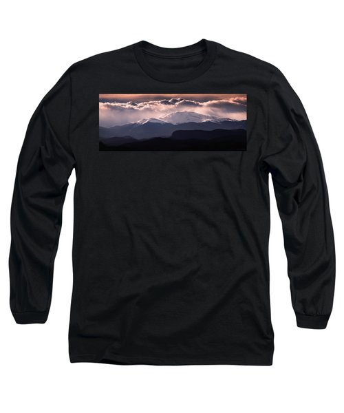 Evening At Evans Long Sleeve T-Shirt