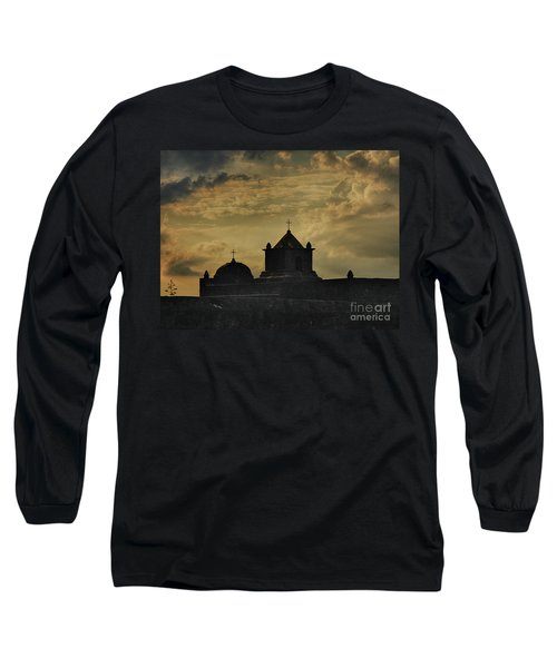 Evening At Goliad Long Sleeve T-Shirt