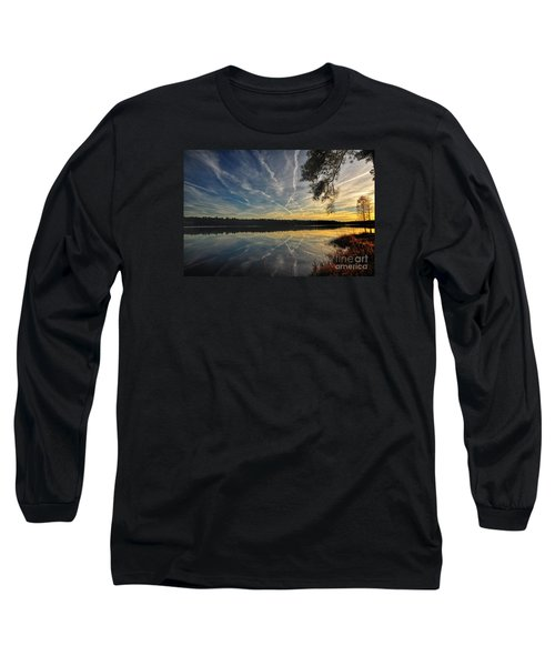 Evening Calm Long Sleeve T-Shirt