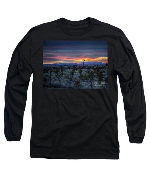 Evening In Marathon Long Sleeve T-Shirt