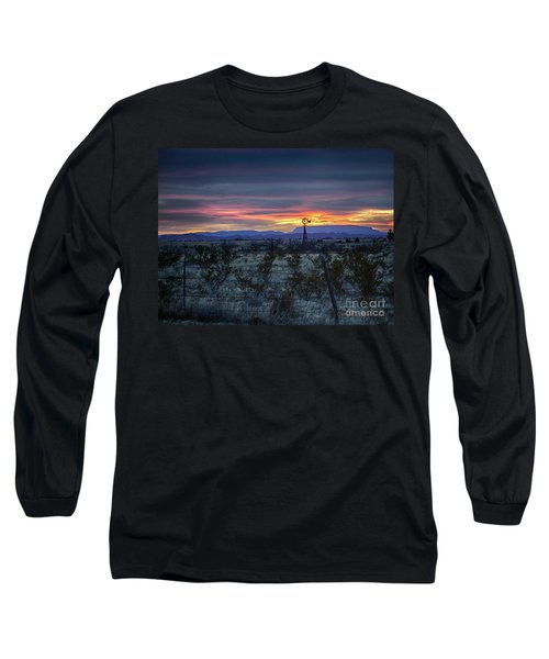 Evening In Marathon Long Sleeve T-Shirt