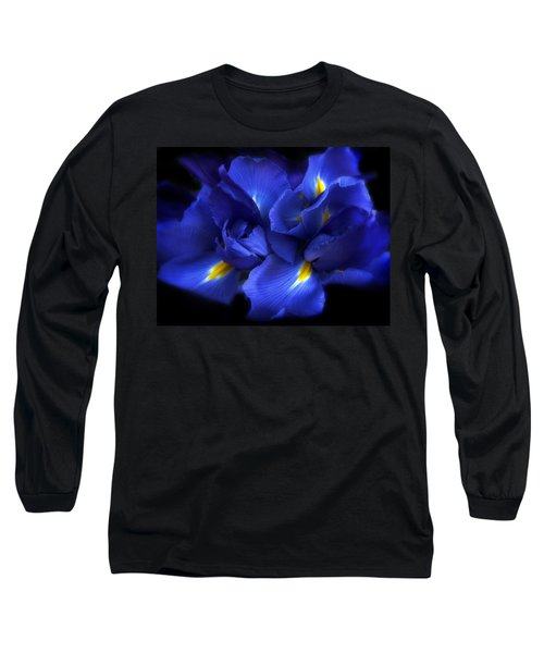 Evening Iris Long Sleeve T-Shirt