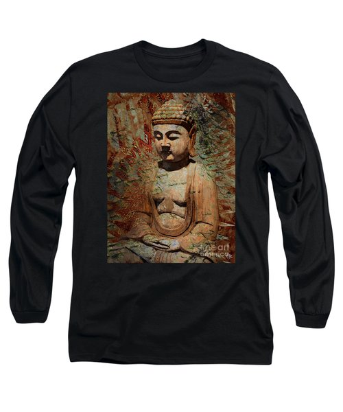 Evening Meditation Long Sleeve T-Shirt