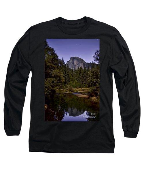 Evening Reflection Long Sleeve T-Shirt