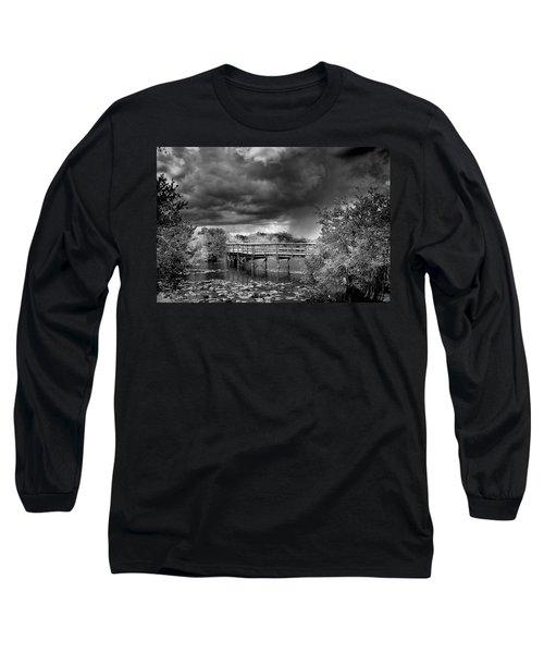 Everglades 0823bw Long Sleeve T-Shirt