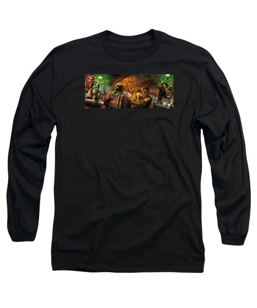 Everquest Brew Day Long Sleeve T-Shirt