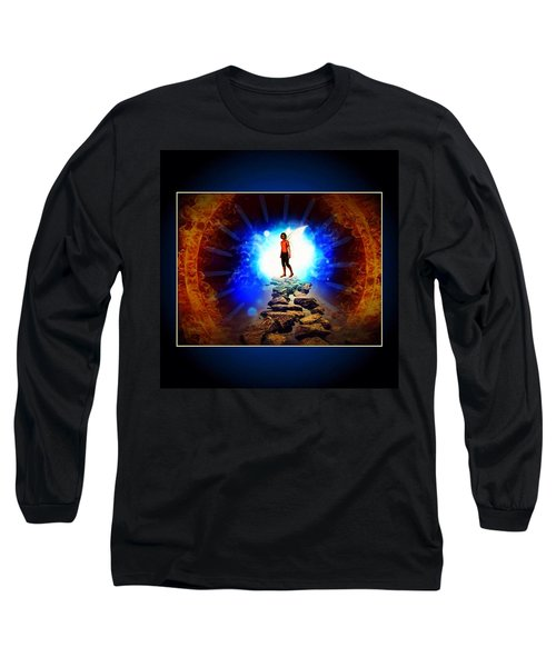 Every Man's Life Is A Fairy Tale Long Sleeve T-Shirt