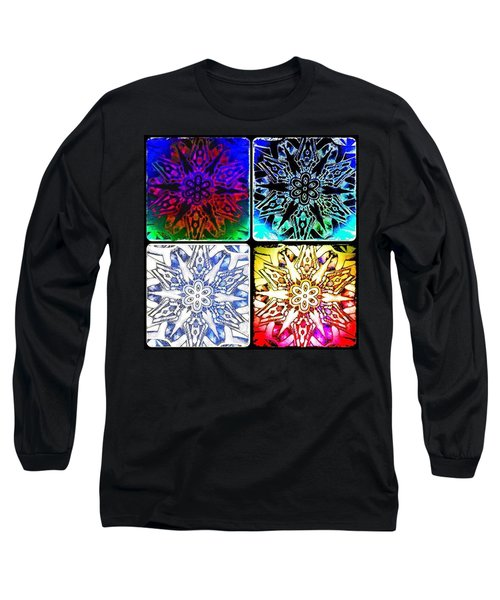Every Snowflake Is Unique Long Sleeve T-Shirt
