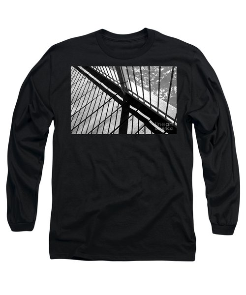 Long Sleeve T-Shirt featuring the photograph Every Which Way by Stephen Mitchell