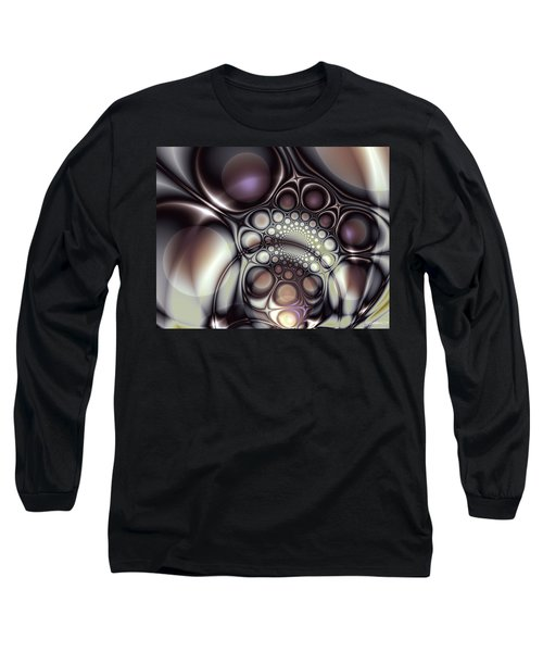 Everything In Its Place Long Sleeve T-Shirt by Casey Kotas