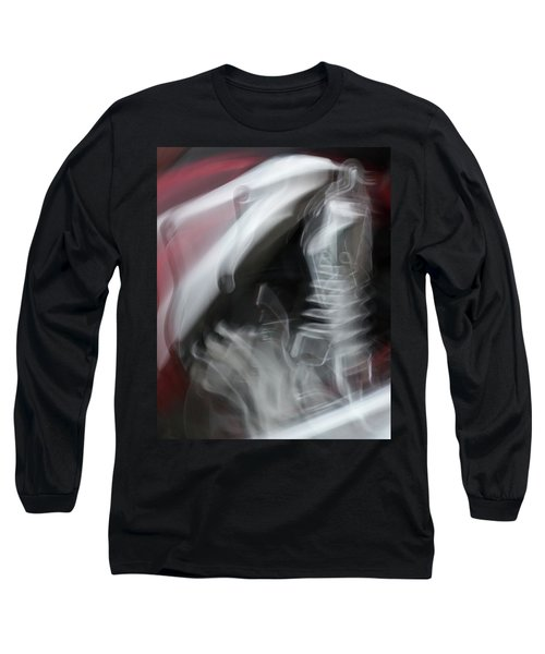 Evolution Of The Horse Long Sleeve T-Shirt