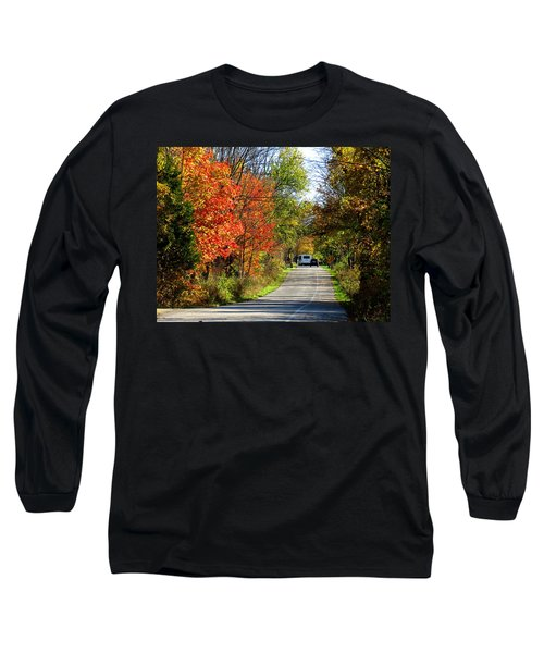Exit The Park Long Sleeve T-Shirt