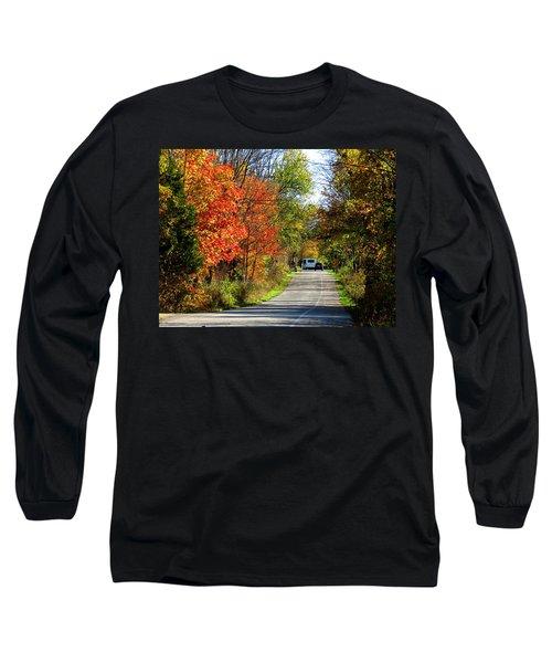 Exit The Park Long Sleeve T-Shirt