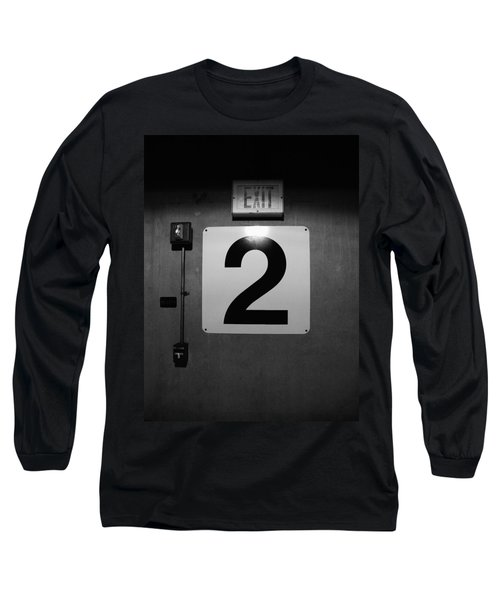 Exit Two Long Sleeve T-Shirt