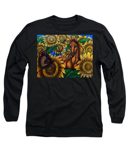 Expanded Awareness-other Long Sleeve T-Shirt