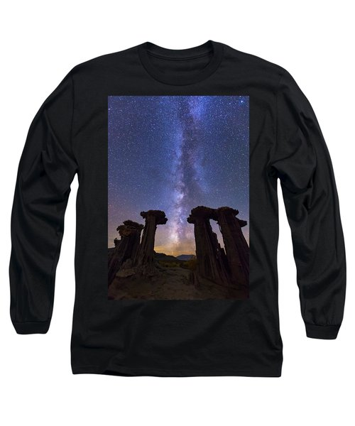 Exploration  Long Sleeve T-Shirt