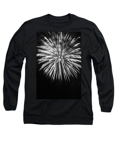 Long Sleeve T-Shirt featuring the photograph Explosion by Colleen Coccia