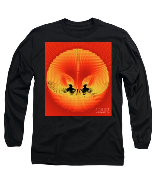 Explosive Eruption Long Sleeve T-Shirt