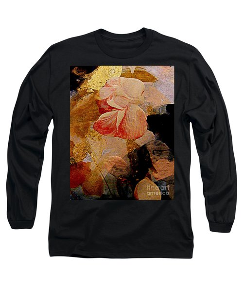 Exuberance Long Sleeve T-Shirt by Nancy Kane Chapman