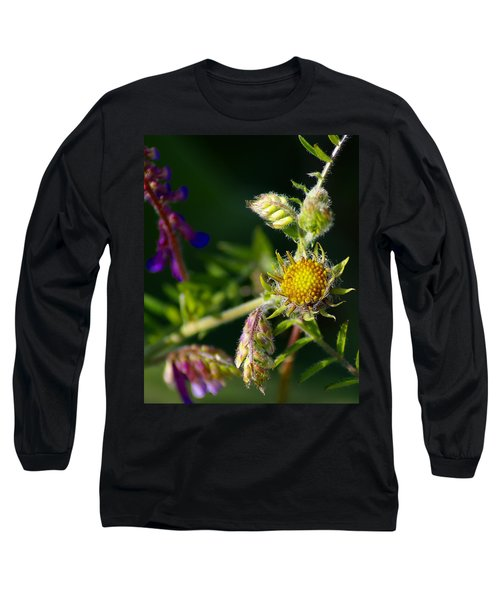 Eye Candy From The Garden Long Sleeve T-Shirt