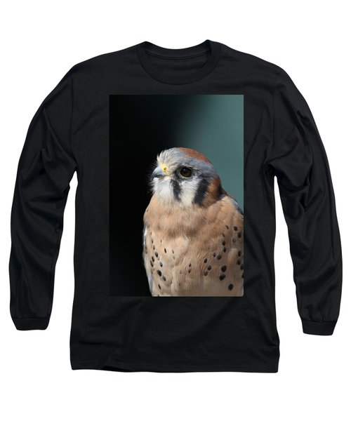 Long Sleeve T-Shirt featuring the photograph Eye Of Focus by Laddie Halupa