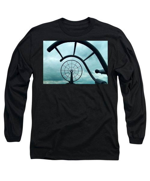 Eye Of History  Long Sleeve T-Shirt