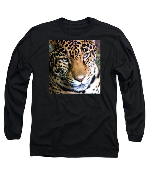 Eye Of The Leopard Long Sleeve T-Shirt