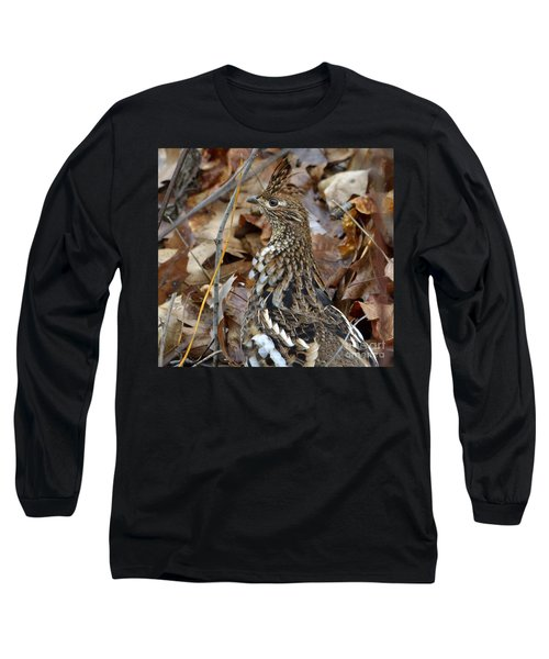 Eye Of The Rugr Long Sleeve T-Shirt