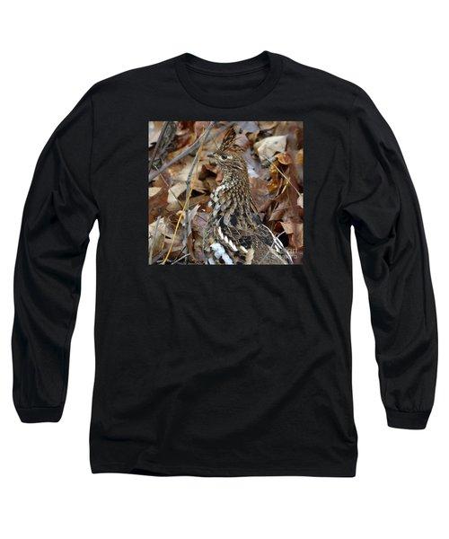 Eye Of The Rugr Long Sleeve T-Shirt