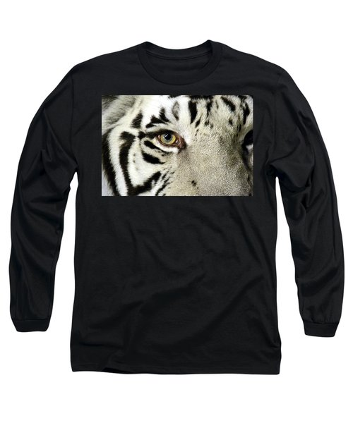 Eye Of The Tiger Long Sleeve T-Shirt