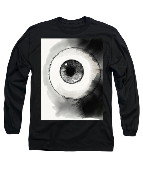 Eyeball Long Sleeve T-Shirt by Antonio Romero