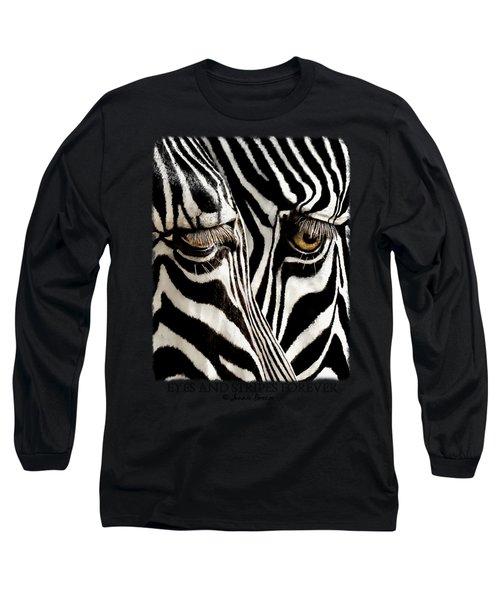 Eyes And Stripes Forever Long Sleeve T-Shirt