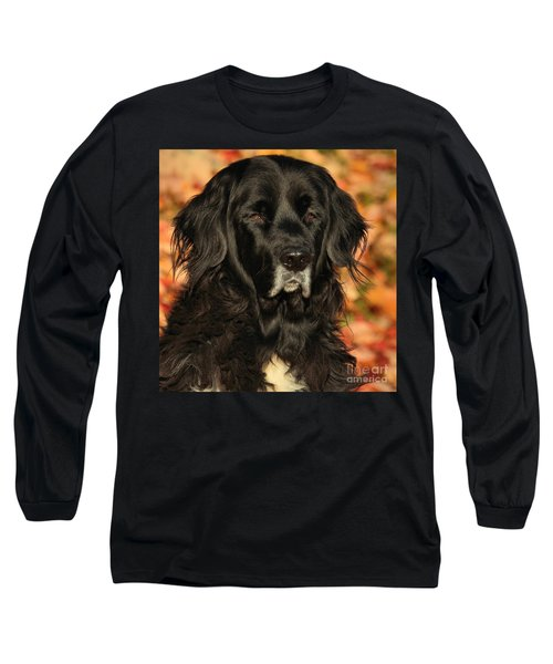 Eyes Of Autumn Long Sleeve T-Shirt