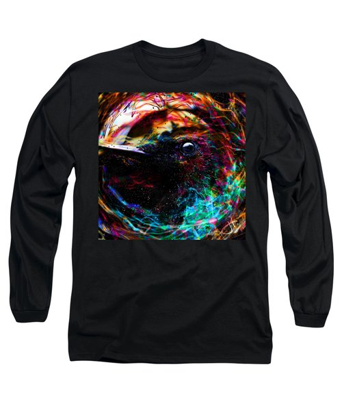 Eyes Of The World Long Sleeve T-Shirt