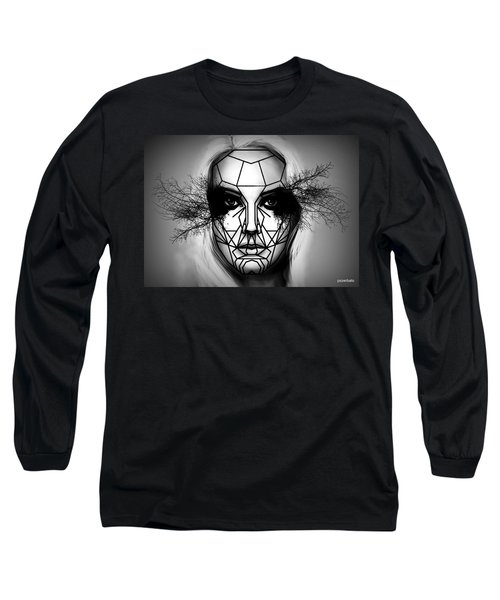 Eyes Tell The Truth Long Sleeve T-Shirt
