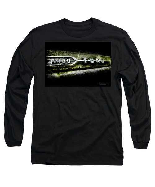 F-100 Ford Long Sleeve T-Shirt