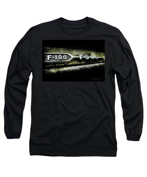 F-100 Ford Long Sleeve T-Shirt