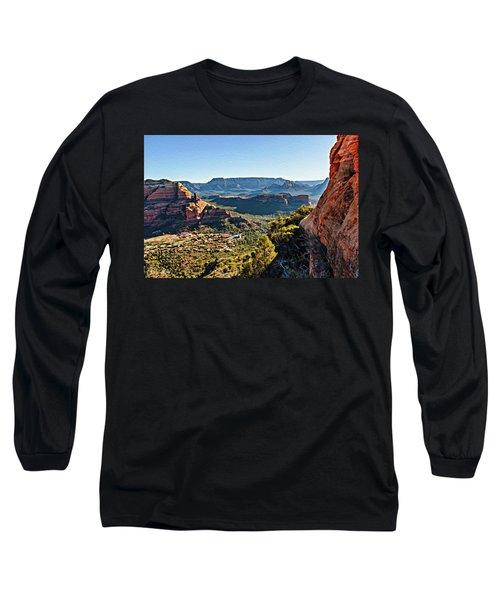 F And B Ridge 07-028 Long Sleeve T-Shirt