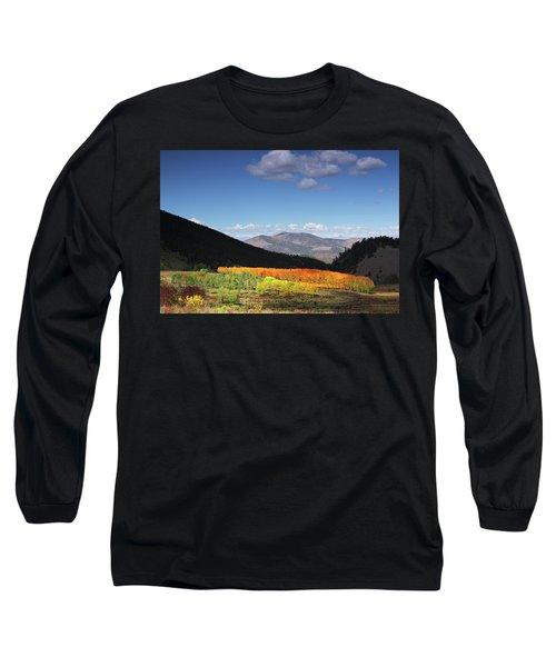 Faafallscene116 Long Sleeve T-Shirt