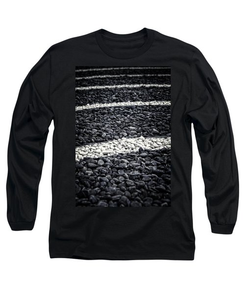 Fading In And Out Long Sleeve T-Shirt