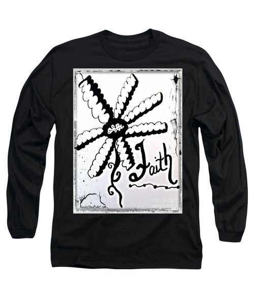 Faith Long Sleeve T-Shirt