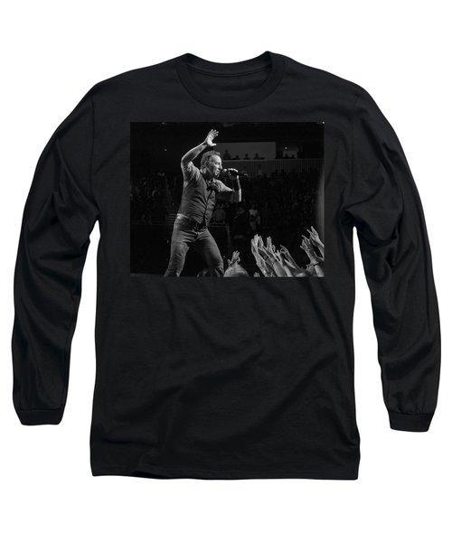 Faith Will Be Rewarded Long Sleeve T-Shirt